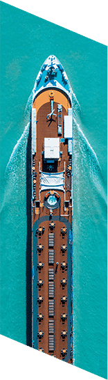 ship liner from drone diamond asset
